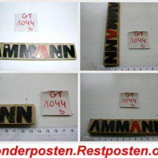 AMMANN AVH 4020 Rüttelplatte Typenschild GS1044