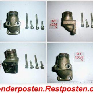 AMMANN AVH 4020 AVH4020 Rüttelplatte Anschluss Hydraulikpumpe GS1040