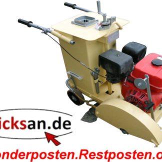 Asphaltschneider Fugenschneider KAMA MF182 Honda Motor TOP Zustand | BM008