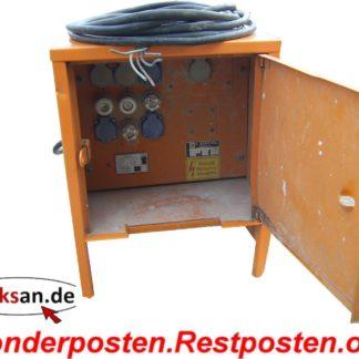 Baustromkasten Stromverteiler Verteilerkasten GL169