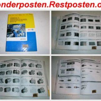 BEHR HELLA Klima PKW NKW Katalog Ersatzteilkatalog 2007 / 2008 GS1489