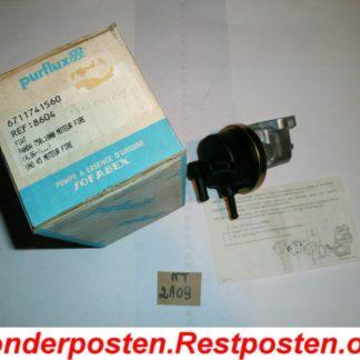 Benzinpumpe Kraftstoffpumpe FIAT PANDA UNO 45 FIRE Purflux PS8604 NT2109