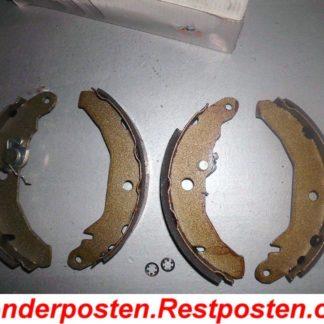 Bremsbacken 6004 03013701642 Ford Fiesta NT29