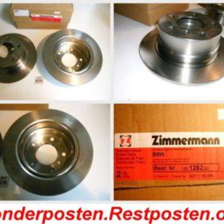 Bremsscheiben Zimmermann 150128200 BMW NT1895