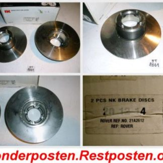 Bremsscheiben NK 201214 ROVER NT1861