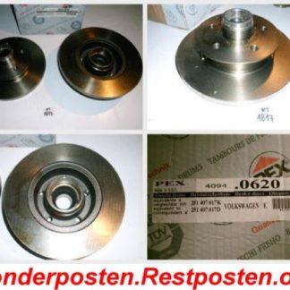 Bremsscheiben PEX 14.0620 140620 VW NT1817