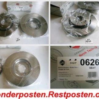 Bremsscheiben PEX 14.0626 140626 SEAT NT1835