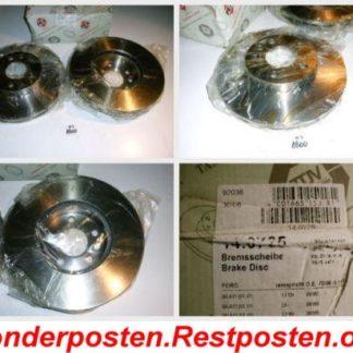 Bremsscheiben PEX 14.0725 140725 FORD NT1800