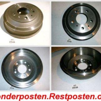 Bremstrommel NK 261901 CITROEN NT1926