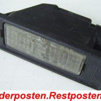 Citroen Xantia X1 Kennzeichenbeleuchtung Rechts