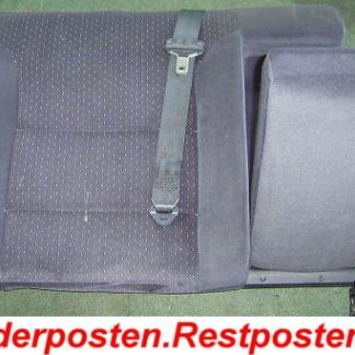 Citroen Xantia X1 Sitzbank Hinten Oben Rechts