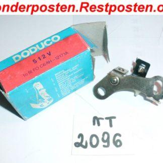 Doduco Kontaktsatz Zündverteiler Neu 512V NT2096