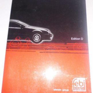Febi Ersatzteilkatalog VW Audi Ed. D FEBI Bilstein GS1407