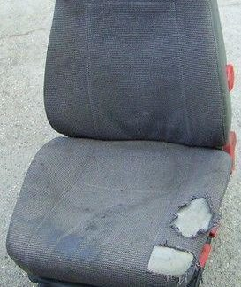 Ford Cargo 0813 Ersatzteile Fahrersitz Luftgefedert