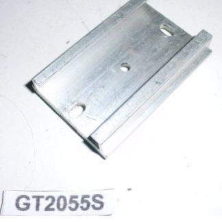 Halter Halterung Montageplatte Heizkostenverteiler 60 x 39,5 x 13,5 | GS2055