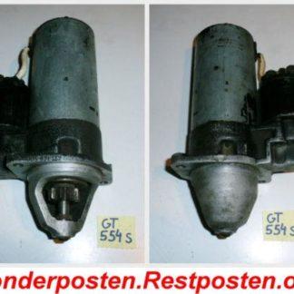 Hatz Diesel Motor 2G30 Anlasser Starter GS554