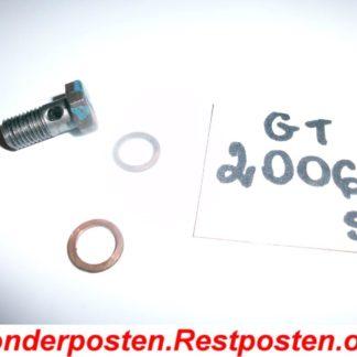 Hatz Diesel Motor 2L30 S 2L 30 Teile: Schraube Ölleitung Riemenspanner GT2006S