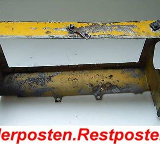 Hatz Diesel Motor 3L30Z 3 L 30 Z Schutzblech