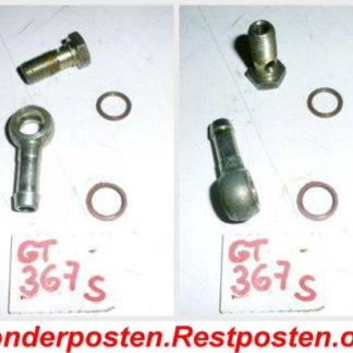 Hatz Motor 2G30 Schraube Dieselleitung GS367