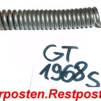 IVECO MK 80-13 Feder 106mm. Bremsbacken / Bremsbeläge Hinterachse rechts GT1968S
