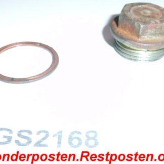 IVECO MK 80-13 Teile: Deckel am Luftkessel GS2168