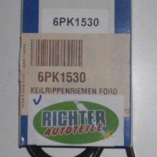 Keilrippenriemen Dayco 6PK1530 | NT325