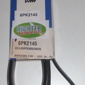 Keilrippenriemen Dayco 6PK2145 | NT353