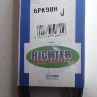 Keilrippenriemen Dayco 6PK900 | NT299