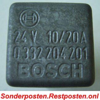 LKW IVECO SZM 220-32 Bosch Relais 24V 1332204201