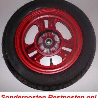 MBK Roller Motobecane 080 4MU Felge hi. Reifen 100/80 10 53L GM5
