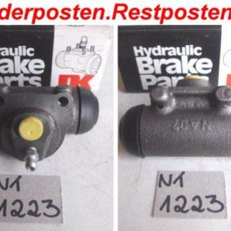 Radbremszylinder Radzylinder Citroen Xsara ZX Peugeot 306 NK 801927 NT1223
