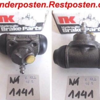 Radbremszylinder Bremszylinder Radzylinder re. Smart City Coupe NK 803318 NT1141