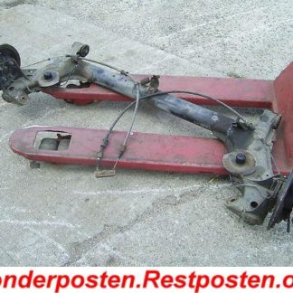 Opel Astra F Ersatzteile Teile Hinterachse