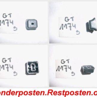 Opel Kadett E Griff Knauf Hebel Heizungsregler