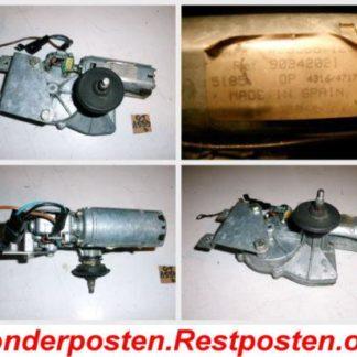 Opel Kadett E Teile Scheibenwischermotor Hinten