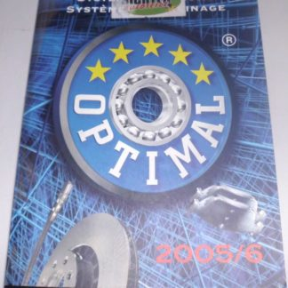 Ersatzteilkatalog Katalog Optimal Bremssysteme GS1372