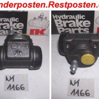 Radbremszylinder Bremszylinder hi. re. Citroen AX Saxo NK 803748 NT1166