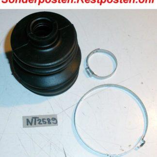 Achsmanschette Faltenbalgsatz Antriebswelle 25512 302561 NT2589