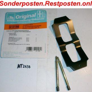 Zubehörsatz Bremsbeläge ATE 13046001582 NT2434