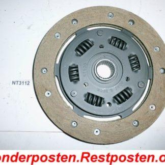 Original BORG & BECK Kupplungsscheibe Scheibe Kupplung 318 0125 10 NT3112