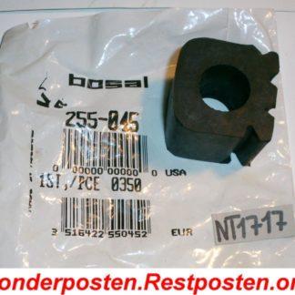Original BOSAL Gummipuffer Anschlagpuffer Schalldämpfer 255-045 Neuteil NT2717