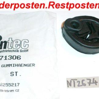 Original BOSAL Gummipuffer Anschlagpuffer Schalldämpfer 255-217 Neuteil NT2674