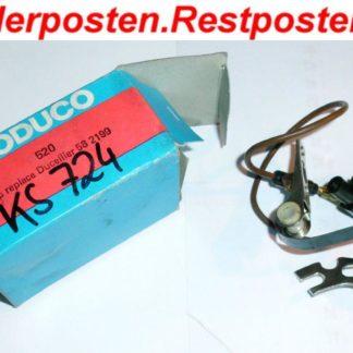 Original Doduco Kontaktsatz Zündverteiler Neu 520 NT2098