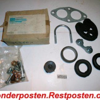 Original ERNST Montagesatz Abgasrohr Schalldämpfer Mercedes Neuteil NT2757