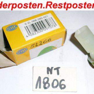 Original Hella Öldruckschalter Schalter Öldruck Neu 6ZL 008 280-021 NT1806