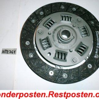 Original LUK Kupplungsscheibe Scheibe Kupplung 317001217 / 317 0012 17 NT2761