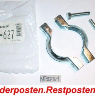 Original Montageschelle Schelle Abgasrohr Schalldämpfer Neuteil 254-627 NT2731