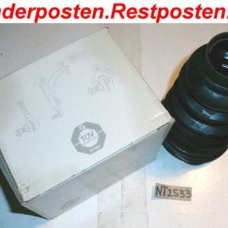 Achsmanschette Faltenbalgsatz Antriebswelle PEX 8079 8.079 NT2533