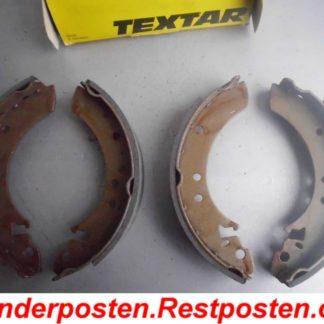 Original Textar Bremsbacken 9810100920004 Ford Taunus 1300 1600 NT78