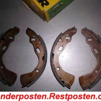 Original Textar Bremsbacken 9810103970004 03013702042 Mazda 121 Kia Pride NT81
